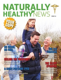 online magazine - Naturally Healthy News N°32 - No Contact Details