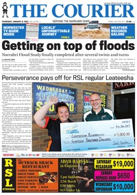 online magazine - The Narrabri Courier 5.1.2017
