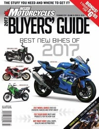 online magazine - 2017 Inside Motorcycles Buyers' Guide
