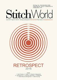 online magazine - Stitch World Jan'17
