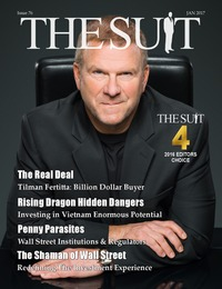 online magazine - The Real Deal: Tilman Fertitta