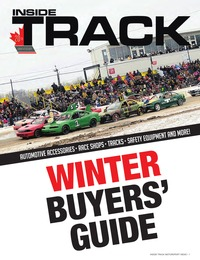 online magazine - Inside Track Motorsport News 2017 Winter Buyers' Guide