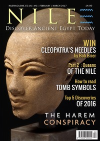 online magazine - Nile Magazine No. 6, February-March 2017
