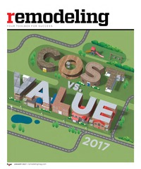 online magazine - Cost vs Value Report 2017