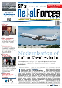 online magazine - SP's Naval Forces Issue 1 - 2017