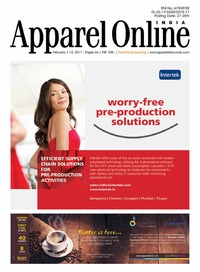 online magazine - Appparel Online India 1-15 Feb'17