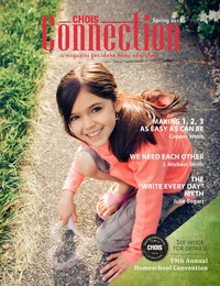 online magazine - CHOIS Connection Spring 2017