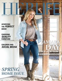 online magazine - HERLIFE KANSAS CITY - March 2017
