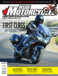online magazine - Inside Motorcycles Vol. 20, Issue 01 - SAMPLE ISSUE