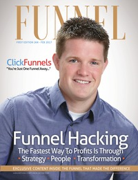 online magazine - Funnel Magazine™ First Edition