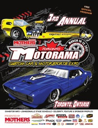 online magazine - 2017 Motorama Custom Car & Motorsports Expo Official Program