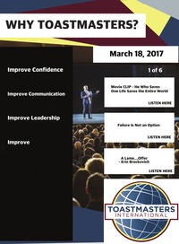 online magazine - Division C Contest Photos 3/18/2017 - District 47 - Toastmasters