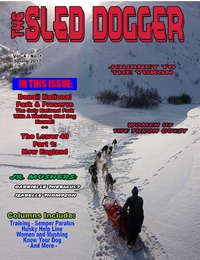 online magazine - SPRING 2017 - The SLED DOGGER Magazine