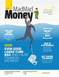 online magazine - Mad About Money