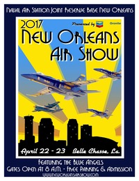 online magazine - New Orleans Air Show Souvenir Program