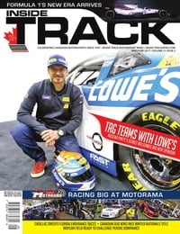 online magazine - Inside Track Motorsport News • Vol 21, Iss 02 • May/June 2017