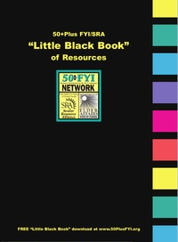 online magazine - Little Black Book of Resources 50+Plus FYI/SA Sprng-Summer 2017