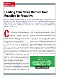 online magazine - IN-BRANCH PRODUCT SALES_Apr '17