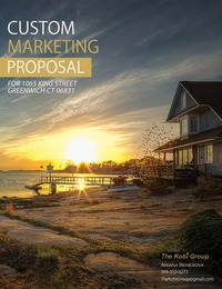 online magazine - Custom Marketing Proposal