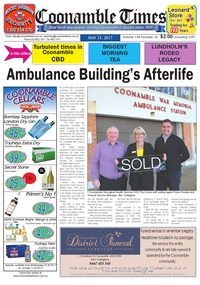 online magazine - Coonamble Times May 31, 2017