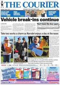 online magazine - The Courier and Wee Waa News, June 6, 2017