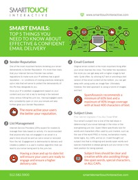 online magazine - 5 Things To Know About Effective & Confident Email Delivery