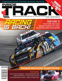 online magazine - Inside Track Motorsport News • Vol 21, Iss 03/04 • Jul. 2017