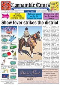 online magazine - Coonamble Times June 7, 2017