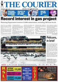 online magazine - The Courier, June 8, 2017
