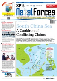 online magazine - SP's Naval Forces Issue 3 - 2017