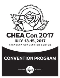 online magazine - 34th Annual CHEA Convention Program 2017