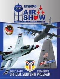 online magazine - 2017 Youngstown ARS Thunder Over the Valley Air Show