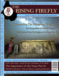 online magazine - The Rising Firefly Volume 75 Online Edition