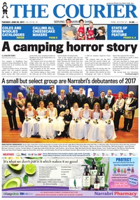 online magazine - The Courier and Wee Waa News, June 20, 2017