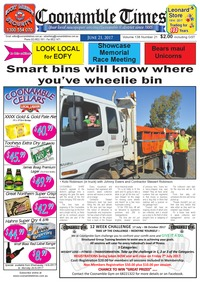 online magazine - Coonamble Times June 21, 2017