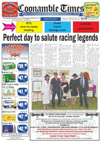 online magazine - Coonamble Times June 28.2017