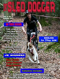 online magazine - The Sled Dogger - Summer 2017