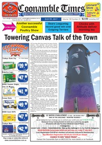 online magazine - Coonamble Times July 5, 2017