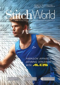 online magazine - Stitch World July'17