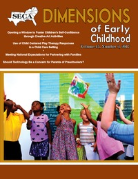 online magazine - Dimensions of Early Childhood Vol. 45 Number 2