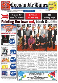 online magazine - Coonamble Times July 19, 2017