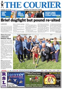 online magazine - The Courier, July 20, 2017
