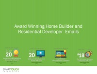 online magazine - Award Winning Home Builder and Residential Developer Email Awards