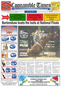 online magazine - Coonamble Times July 26, 2017