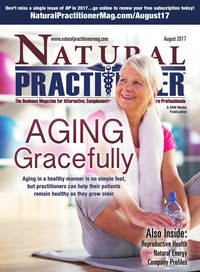online magazine - Natural Practitioner August 2017