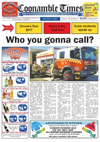 online magazine - Coonamble Times August 2, 2017