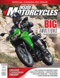 online magazine - Inside Motorcycles • Vol 20, Iss 05 • Sep. 2017