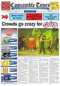 online magazine - Coonamble Times August 9, 2017