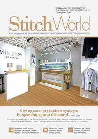 online magazine - Stitch World Aug'17