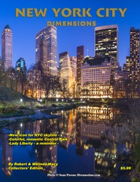 online magazine - New York City Dimensions